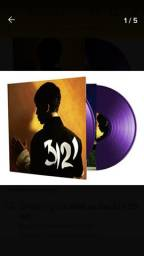 Prince 3121 2 LP Purple/Roxo Importado capa dupla novo