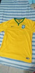 Vd/camisa do Brasil original