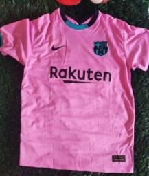 Camisa Barcelona 3° uniforme Temporada 20/21