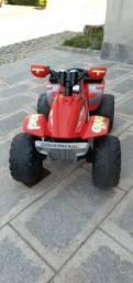 Quadriciclo Elétrico Infantil 12 V
