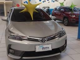 COROLLA 2018/2018 2.0 XEI 16V FLEX 4P AUTOMÁTICO