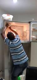 Conserto de máquina de lavar geladeira micro-ondas