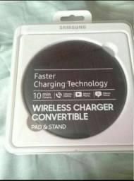 Carregador indução Samsung fast