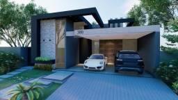 8443 | Casa à venda com 3 quartos em Porto Royale, DOURADOS