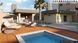 Apartamento com 1 dormitório à venda, 44 m² por R$ 195.000,00 - Luxor - Cuiabá/MT