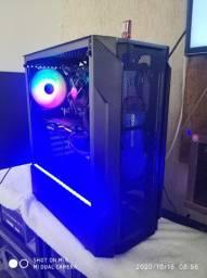 PC gamer i5 da 4° e rx570 de 4gb e SSD 120gb