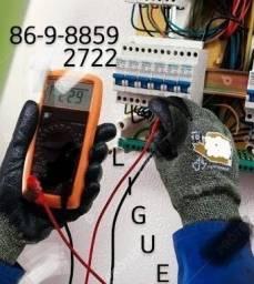 Eletricista Reparos & instalações