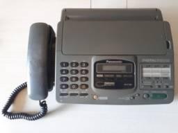 Fax Panasonic Modelo KX - F780LA em estado de novo