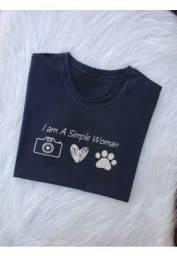 Camisas femininas novos modelos