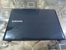 """Carcaça da tela do notebook Samsung np270/275 14"""""""