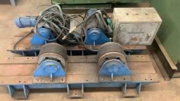 Virador para Corpo Cilíndrico Convencional 5 ton