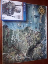 3 jogos de PS4(Vendo ou Troco)