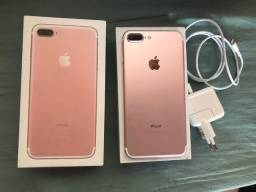 IPhone 7 Plus rosê 32gb
