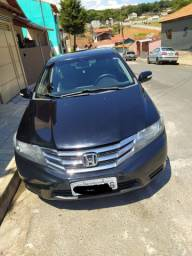 Honda city ex 2013