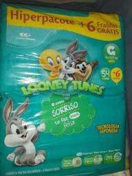 Fralda Looney Tunes