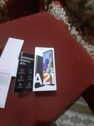 Caixa NOVA A21s 50 reais