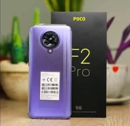 Caixa Lacrada - Xiaomi PocoPhone F2 PRO - 128GB Rom / 6GB Ram - Versão Global + Capinha