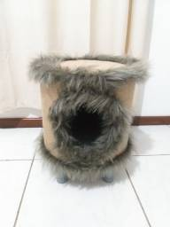 Cama toca arranhador gatos