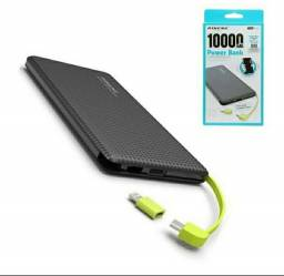 Carregador Portátil Pineng Power Bank 10.000mah