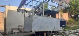 Food truck, treiller,carroça,lanches,reboque,barraca