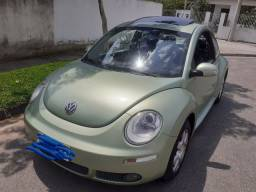 New Beetle 2009 automático tiptronic top /VERDE RARIDADE