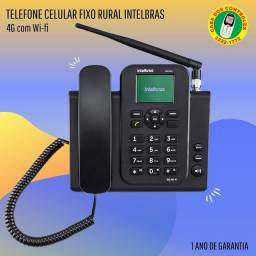 Telefone rural Intelbras 4g