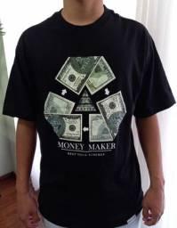 Camisetas Wanted vários modelos