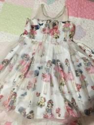Vestido Menina TAM. 8