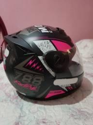 Capacete Moto 788 Pro Tork G6 Factory Racing Fechado