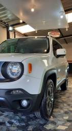 Jeep Renegade 2018 diesel + couro
