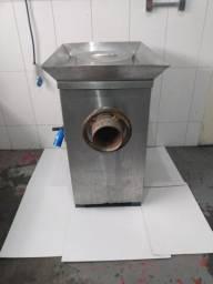 Moedor de carne industrial boca 131 caf
