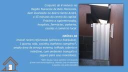 Aluga-se Casa no Bairro Santo André, Belo Horizonte - MG