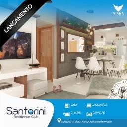 Lançamento - Santorini Residence Club