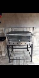 Troco por forno menor