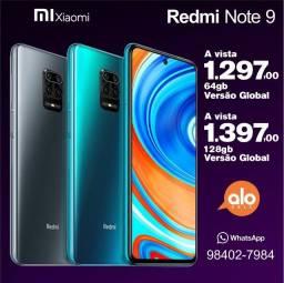 Xiaomi Redmi Note 9 - Promoção