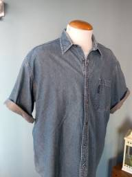 Camisa M Officer Vintage