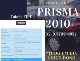 PRISMA único Dono ano 2010