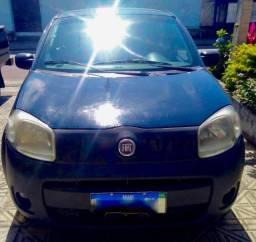 Fiat Uno 2012 4 portas Completo