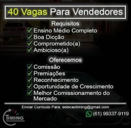 40 VAGAS