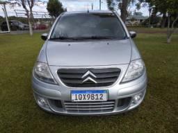 C3 exclusive 1.6 aut. 2011 prata