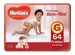Fralda Huggies xtra-flex
