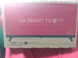 4 tvs led Smart de 32 polegadas zeradas