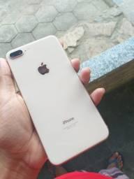 Iphone 8 plus novo de 64gb