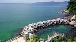 Cobertura 3 quartos com vista Mar no porto Real Resort.