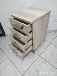 Vendo gaveteiro para escritório Pres Prudente