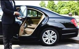Motorista particular com experiência em todos os tipos de veículos.