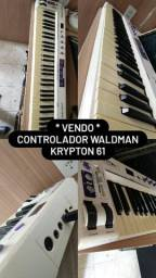 Teclado controlador Waldman Krypton 61