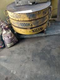 Peso para teste de carga