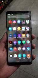 Samsung Note 8 6GB RAM 128GB Com S PEN. Troco em IPhone