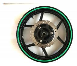Roda Traseira Kawasaki Ninja 250r Original 2009 A 2012